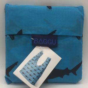 Baggu Blue Shark Bag